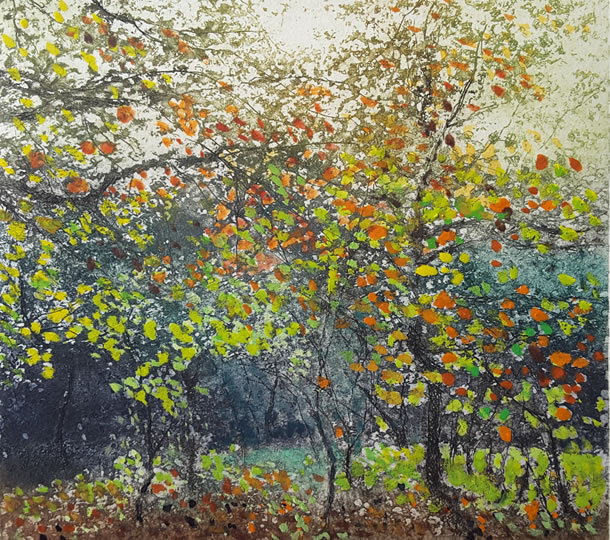 Delicious tapestry of Autumn